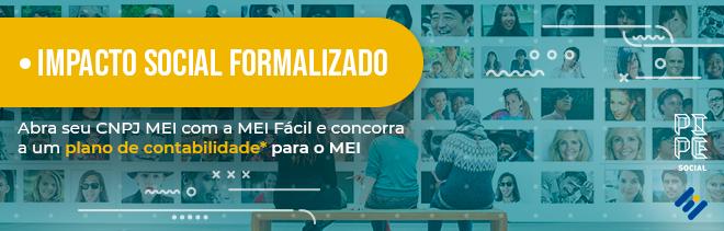 Formalize seu negócio e concorra à um plano de Contabilidade anual com a Chamada MEI Fácil