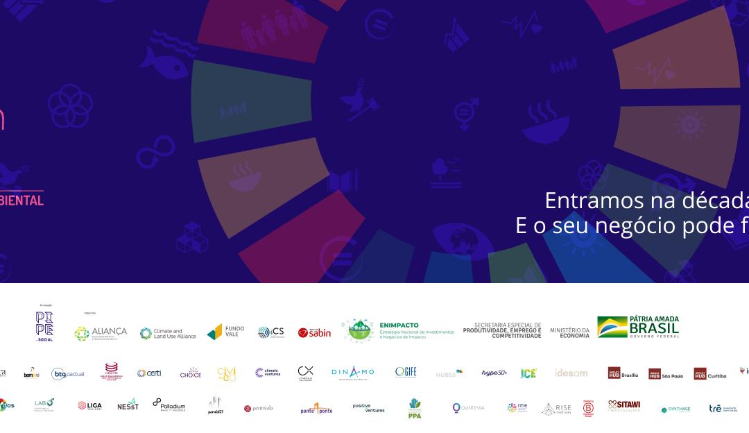 Inscrições abertas para o 3º Mapa de Negócios de Impacto Socioambiental